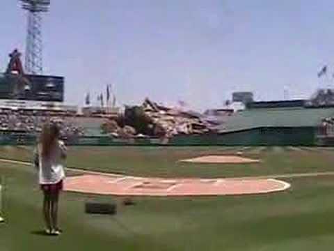 Tori Kelly National Anthem