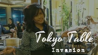 TokyoTable Invasion with CBC Foodies