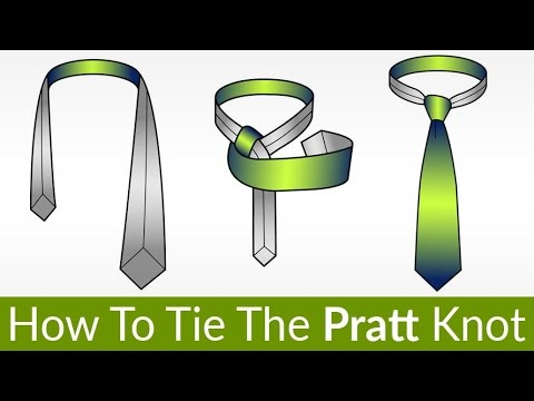 How to tie the pratt knot pratt shelby milanese necktie knots click here to watch the video how to tie the pratt knot ccuart Images
