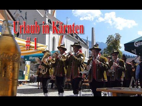 Urlaub in Kärnten, Österreich - #1