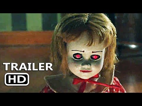 DOLLS Official Trailer (2019) Horror Movie