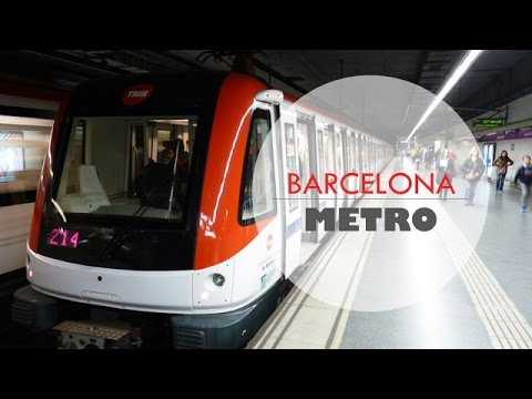 Barcelona Metro Guide Tour