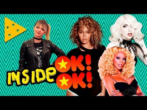 Inside OK!OK!: Fernanda responde: Lady Gaga, Rupaul's e Beyoncé!