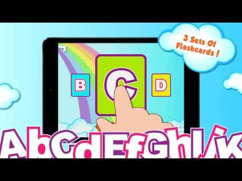 Educational Game for Kids! EduKitty ABC by Cubic Frog® Apps!