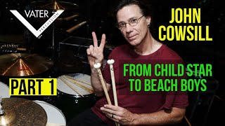 Vater Percussion - John Cowsill - The Beach Boys - Part 01