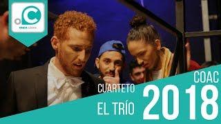 Cuarteto, El trío - Cuartos