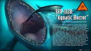 SCP-1128 Aquatic Horror | Euclid class | Cognitohazard / Infohazard scp