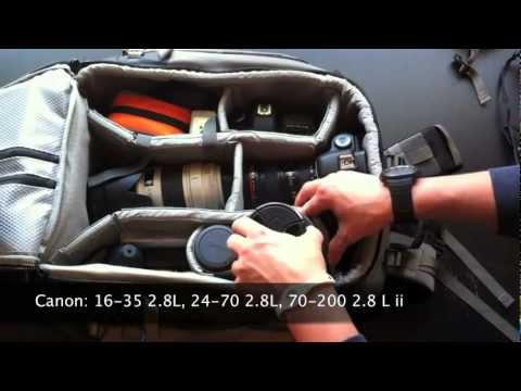 Braun: Africa Safari Camera & Gear Bag