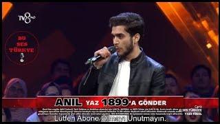 O Ses Türkiye - Anıl BEKEM - Bir Kadın Çizeceksin   - YARI FİNAL