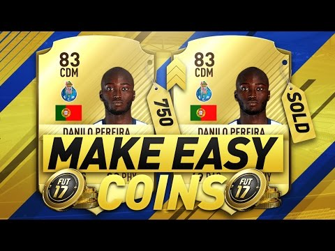 MAKE EASY COINS DURING TOTS WITH BIDDING!   TRADING TIPS   FIFA 17