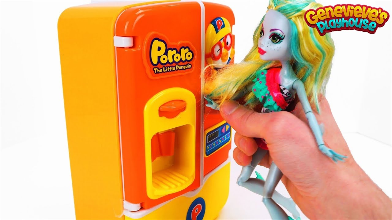 best-toy-learning-videos-for-kids-learn-food-names-monster-high-lagoona-blue-pinkie-pie-baby-dolls