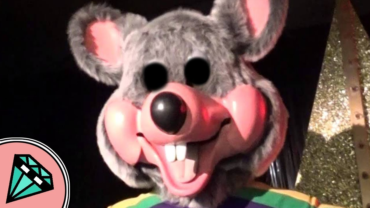 creepy chuck e cheese