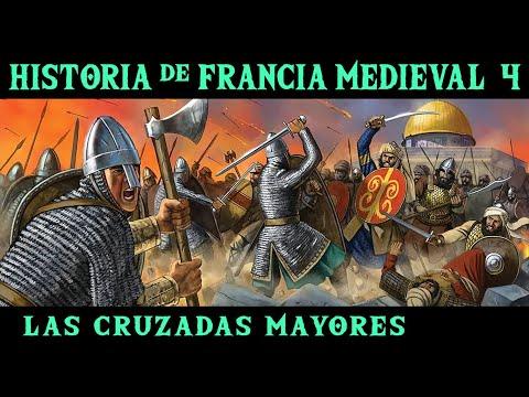 FRANCIA MEDIEVAL 4: Las Cruzadas MayoresTemplarios, el Gótico y el Císter