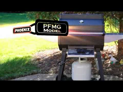 New Phoenix Grill from ProFire Grills a division of MHP