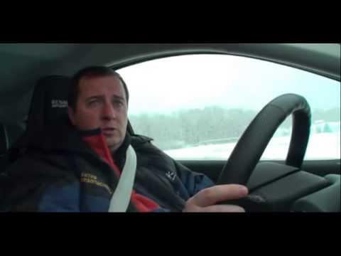Вождение по снегу