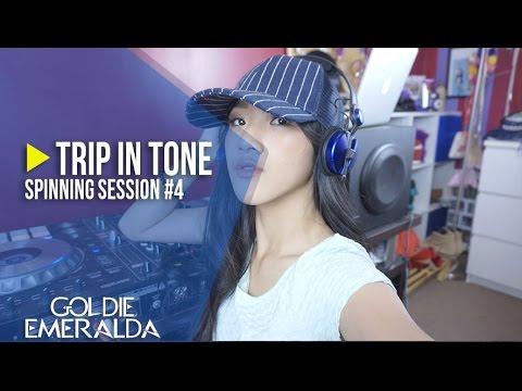 Spinning Session #4 | DJ Goldie Emeralda