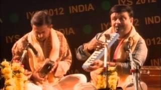 Dr Vivek Bansod in 3rd International Yoga Seminar Ujjain India Part 2