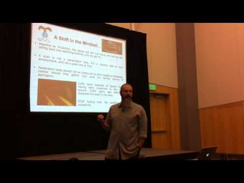 Part 1 of 5, Chris Roberts - Emerging Cyber Security Threats