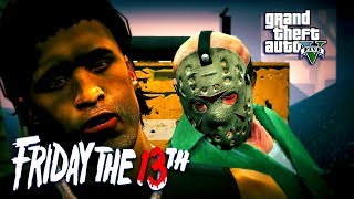 FRIDAY THE 13TH MOVIE (GTA 5 SKIT)