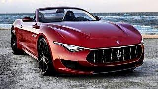Maserati Alfieri, Mercedes-AMG A45,  Alpine B7- #166 NaPoboczu