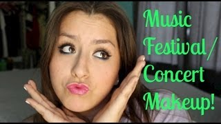 Music Festivals/Concert Makeup! Thumbnail