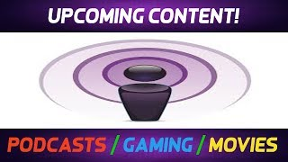 Content You Can Expect - Gameplay Commentaries, Podcasts, and Movie Reviews (Overwatch Gameplay)