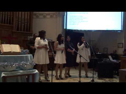 Through it all (cover) - Liva, Olga, Haingo, Narindra & Princia