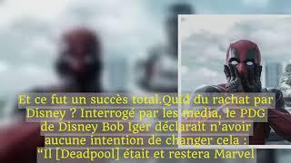 Disney l'assure (et rassure) : Deadpool restera Rated R !