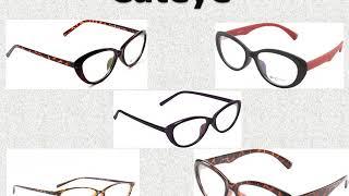Eye world optics