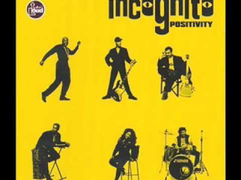 """INCOGNITO """"Don´t turn my love away"""""""