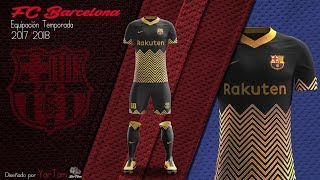 Fc barcelona - speed art kit 2017/2018 ...