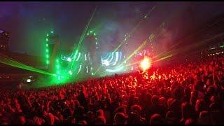 Avicii - Superlove & Sweet Nothing Live @Summerburst Festival 2015 | GoPro