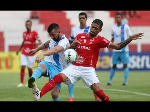 37º Rodada Brasileirão 2016 | Série B | Vila Nova 2x2 Paysandu | Gols da Partida