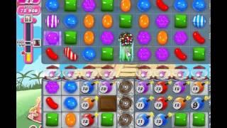 糖果粉碎传奇 第334关 Candy Crush Saga Level 334
