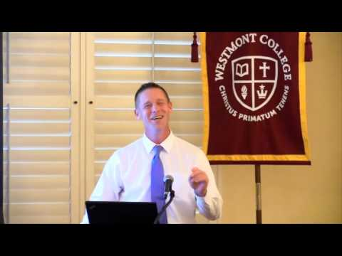 Westmont Downtown Lecture: Thomas Knecht