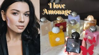16 ароматов Amouage Best of ❤️ - Видео от BLOG ANNY COOPER