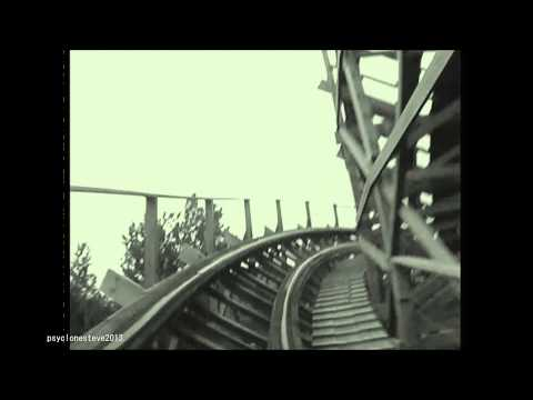 Runaway Roller Coaster (when the brakes don't always come on as expected) !
