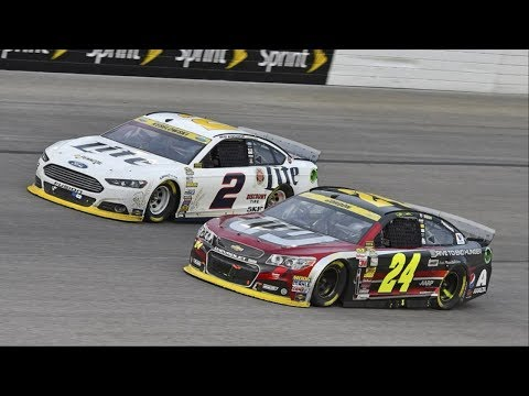 2014 AAA Texas 500 (Full Race) Jeff Gordon Edit