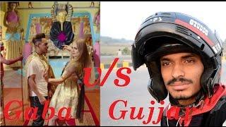 Gujjar v/s Millind Gaba || Aise Na Dekh Pagli Pyar Ho Jayega (NIFTY NIKHIL)