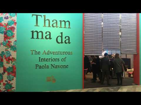 Stockholm Furniture and Light Fair 2018  -  Guest of Honour Paola Navone