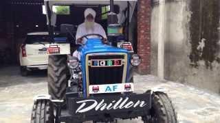 Ford 3600 dhillon tractor Saila Khurd hoshiarpur Punjab (Papu mazaree Wala 9815118914)