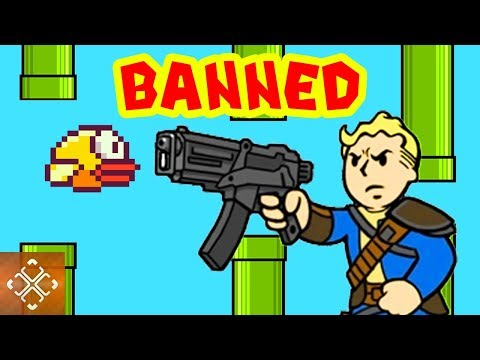 5 Games So Addicting They Were Banned Across The World