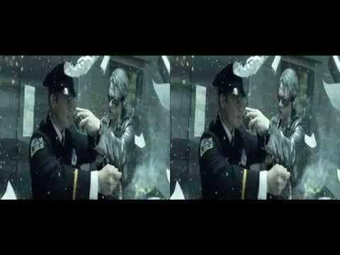 3D SBS X_MEN_Sizzle/Music Video yt3d stereoscopic Google Cardboard in REAL 3D.