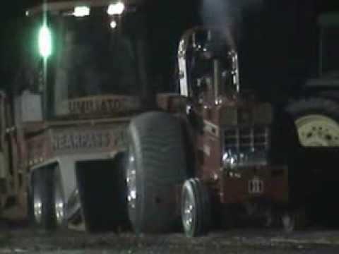 2013 - 10,000lbs Super Farm tractor Pull - Dresden, Ontario