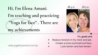 Facial massage | My achievements | Yoga for face