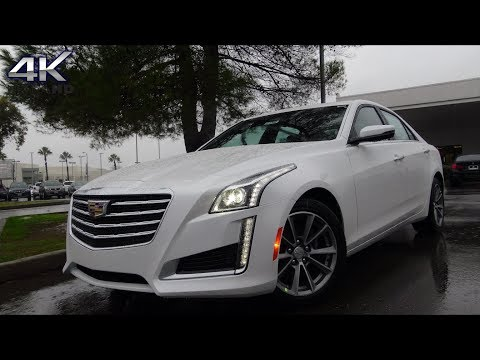 2018 Cadillac CTS 3.6 L V6 Review