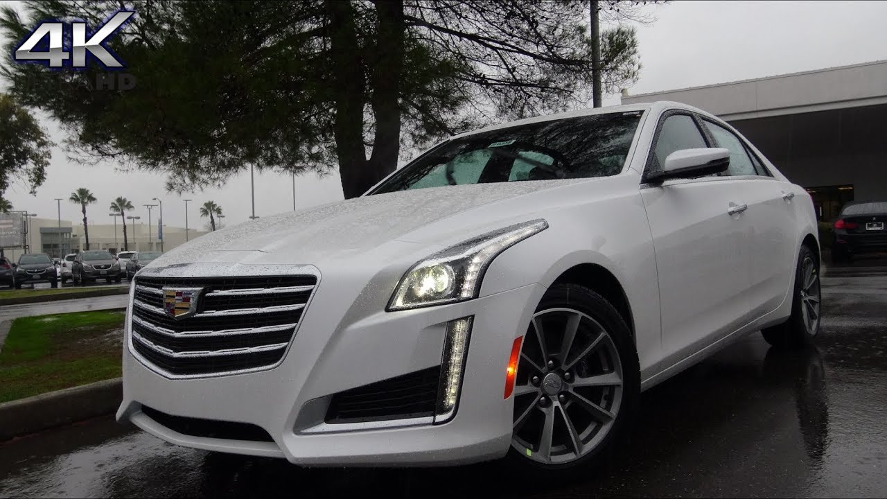 2018 Cadillac CTS 3.6 L V6 Review - YouTube