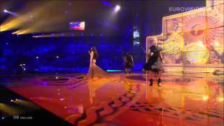 Can-Linn (featuring Kasey Smith) - Heartbeat (Ireland) 2014 LIVE Eurovision Second Semi-Final