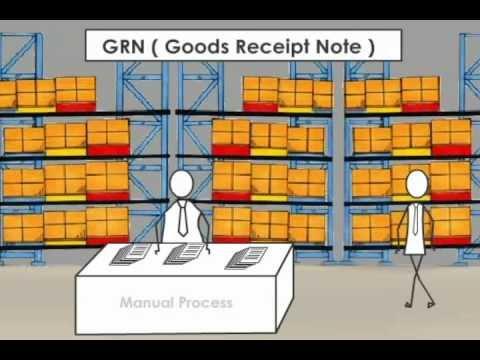 goods receipt note-GRN