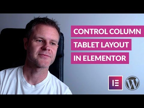 Elementor Pro Tip: How to Control the Column Layout In
